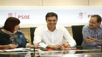Pedro Sánchez inicia con Rajoy la ronda de contactos tras la investidura fallida del líder del PP