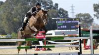 La Infanta Elena sufre una caída cuando practicaba equitación en La Zarzuela