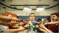 Errejón dice que Podemos está dispuesto a estudiar todas las fórmulas para gobernar con PSOE