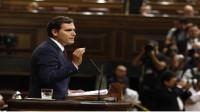 Rivera espeta a Rajoy que no se fía de él