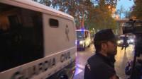 La juez envía a prisión por rebelión a Junqueras y otros siete exconsejeros