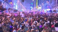 Marchas multitudinarias por la igualdad de la mujer toman las calles en toda España