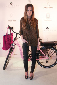 En bicicleta por la ciudad