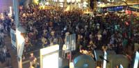 Miles de personas reclaman la dimisión de Rajoy