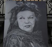 Útimo adiós para María Asquerino