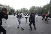 Los 15 arrestados en el 'Asedio al Congreso' declaran ante la Policía