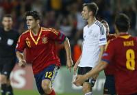 Morata vuelve a dar la victoria a España (0-1)