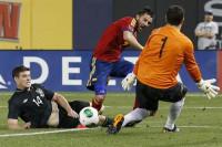 Mata y Soldado resuelven ante Irlanda (2-0)