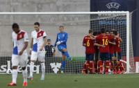 España firma el pleno tras arrasar a Holanda (3-0)