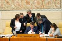 Aprobada con los votos del PP la bajada del IRPF en Extremadura