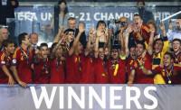 Thiago lleva a España a la gloria ante Italia (2-4)