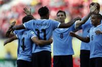 Uruguay cumple con la lógica (8-0)