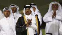 El emir de Qatar abdica en favor de su hijo y heredero