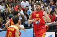 (68-40) España deja a Croacia en 40 puntos