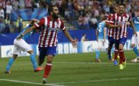 Atlético-Zenit: El sueño europeo comienza firme (3-1)