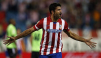 Atlético-Osasuna: Diego Costa hace sombra a Messi (2-1)