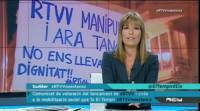 Los trabajadores de RTVV toman el mando y programan ediciones especiales