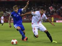 El Sevilla retrasa el pase a dieciseisavos (1-1)