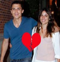 Adriana Urgarte y Álex González también rompen
