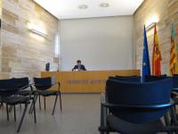 Los periodistas plantan al vicepresidente Císcar