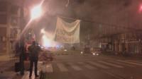23 detenidos y 12 heridos en la segunda noche de disturbios en Burgos