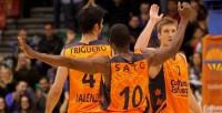 El Valencia Basket deja al Unics con vida (80-67)