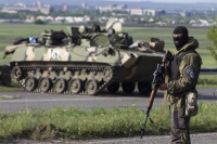 Slaviansk se prepara para un posible asalto del Ejército ucraniano