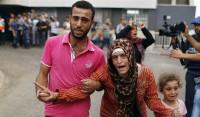 Hamás pide una tregua humanitaria después de un bombardeo con 40 muertos