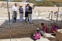 Excavaciones en Lucentum (Alicante) indican que fue fundada por los cartagineses en el siglo III aC