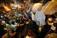 Nuevos disturbios en Hong Kong