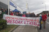 Sortu pide el fin de la política penitenciaria