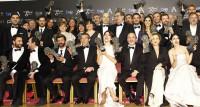'La isla mínima' arrasa con diez galardones en los Premios Goya