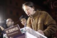 Pablo Iglesias apoya este domingo a Luis Alegre en las primarias de Podemos Madrid