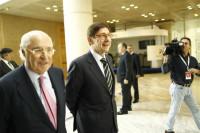 Bankia gana 747 millones en 2014, un 83% más