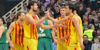 El Barça se estrena a domicilio (77-81)