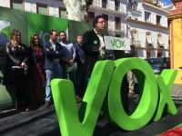 VOX presenta sus cabezas de lista en las ocho provincias