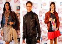 Los famosos se vuelven niños por un día en el estreno de Barbie