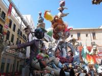 La Falla El Pilar repite primer premio