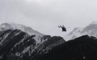 Comienza la evacuación de los cuerpos del avión siniestrado en los Alpes