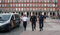 Policías franceses y portugueses se integran en la Policía Nacional