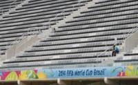 Brasil pone a la venta estadios del Mundial por sus problemas financieros