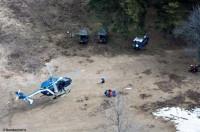 Recogidas 150 muestras de ADN en la escena del siniestro de Germanwings