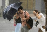 10.000 evacuados por la llegada del tifón 'Chedeng' a Filipinas