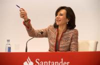 Banco Santander supera los 100.000 millones de capitalización