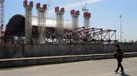 Comienza el desmantelamiento final de la planta de Chernóbil