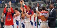 El CSKA, a la 'Final Four' tras eliminar al Panathinaikos