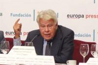 La fiscal de Venezuela asegura que Felipe González