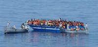 Diez inmigrantes muertos y 4.500 rescatados durante el fin de semana