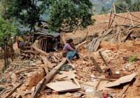 Muere una persona en una nueva réplica del terremoto en Nepal