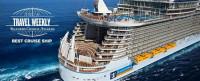 El barco más grande del mundo inicia en Barcelona temporada de cruceros en el Mediterráneo